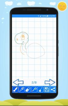 Learn to Draw Cute Animals screenshot 11