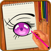 Learn to Draw Anime Eyes icon