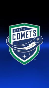 Utica Comets poster