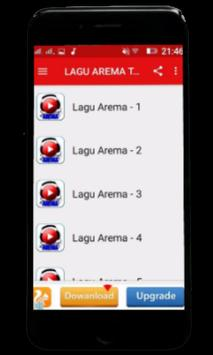 LAGU AREMA TERBARU apk screenshot