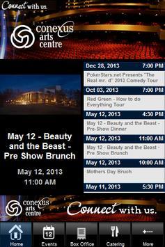 Conexus Arts Centre screenshot 1