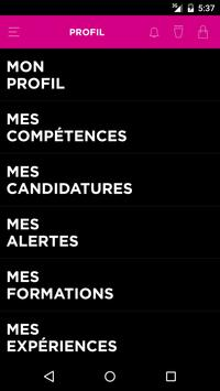 2000 Emplois - 2000 Sourires screenshot 3