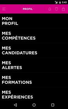 2000 Emplois - 2000 Sourires screenshot 13