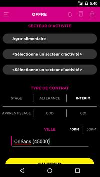 2000 Emplois - 2000 Sourires screenshot 2