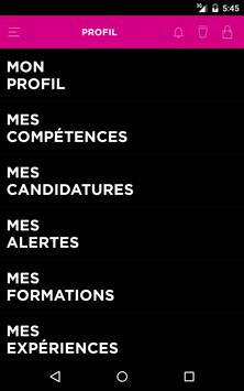2000 Emplois - 2000 Sourires screenshot 8