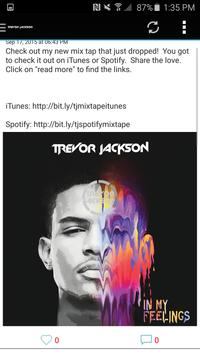 Trevor Jackson screenshot 3