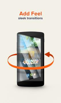 Buzz Launcher-Smart&Free Theme apk screenshot