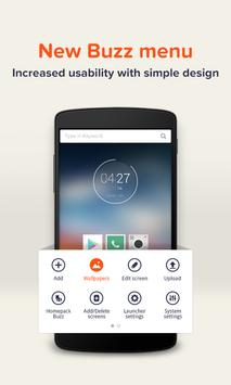 Buzz Launcher-Smart&Free Theme poster