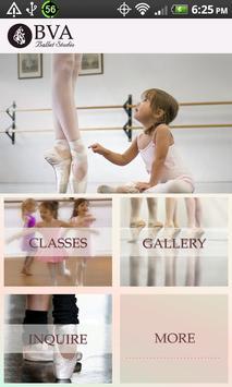 BVA Ballet Studio apk screenshot