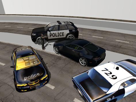 Grand Police Auto poster
