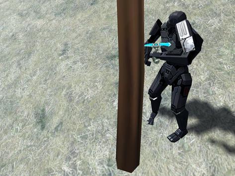 Survival Robot Earth screenshot 2
