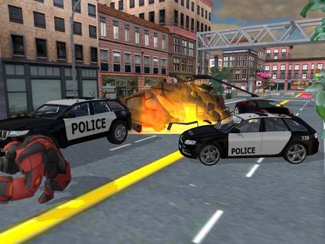 Police Iron Robot screenshot 2