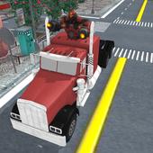 Truck Robot icon