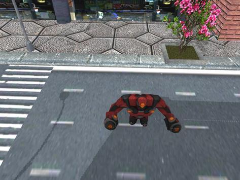 Truck Robot apk screenshot