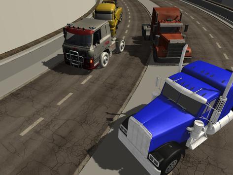 CSR Truck Racing poster