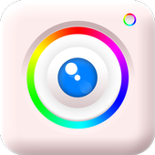 Rainbow Camera icon