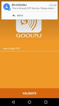 Goounj. apk screenshot