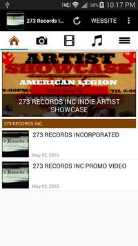273 RECORDS INC poster