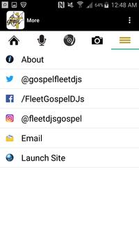 Fleet Gospel DJ's App screenshot 3