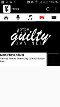 Guilty DaVinci screenshot 4