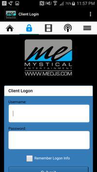 Mystical Entertainment Group apk screenshot