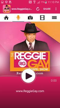 Reggie Gay - Gospel Music apk screenshot