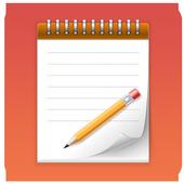 Notes. icon