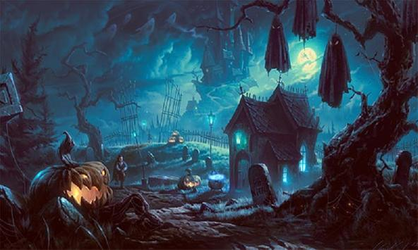 Eerie Spooky Horrific Halloween Music & Songs apk screenshot