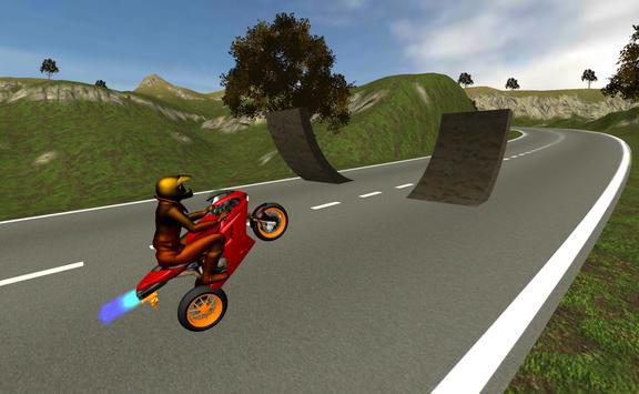 Mini Motorbike poster