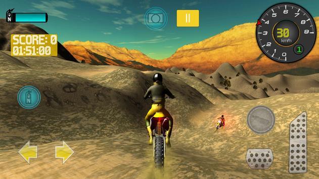 Motocross Outlander screenshot 2