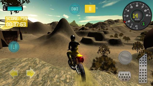 Motocross Outlander screenshot 6