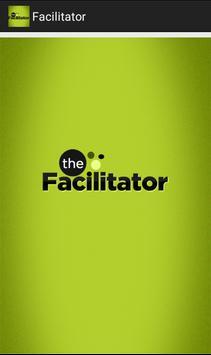 Facilitator poster