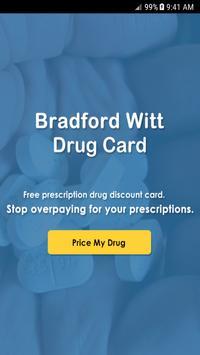 Witt Drug Card poster