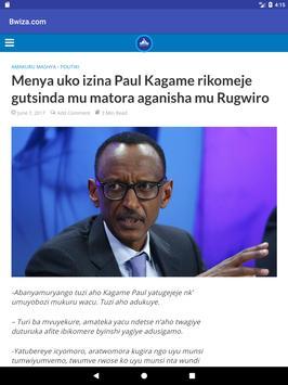 Bwiza apk screenshot