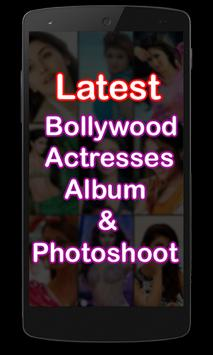 Latest Bollywood Actress Album poster