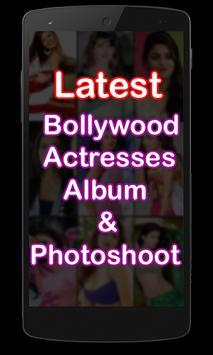 Latest Bollywood Actress Album screenshot 1