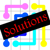 Flow Free Solutions icon