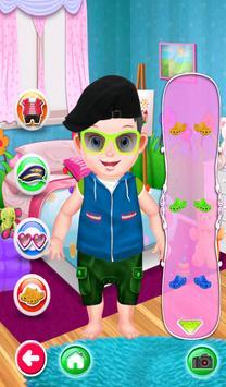 लड़कियों के खेल की जांच नवजात स्क्रीनशॉट 6