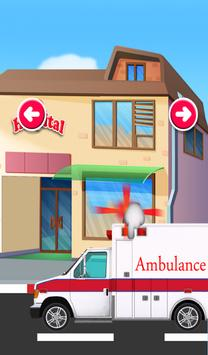 Newborn Ambulance Checkup poster