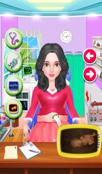 लड़कियों के खेल की जांच नवजात स्क्रीनशॉट 10