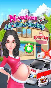 Newborn Ambulance Checkup screenshot 1