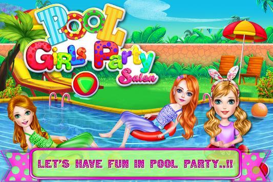 Pool Girls Party Salon screenshot 8