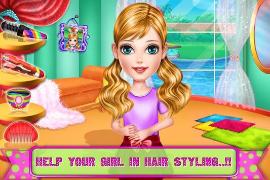 Pool Girls Party Salon screenshot 11