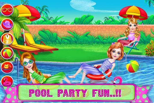 Pool Girls Party Salon screenshot 15