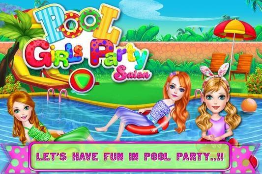Pool Girls Party Salon screenshot 16