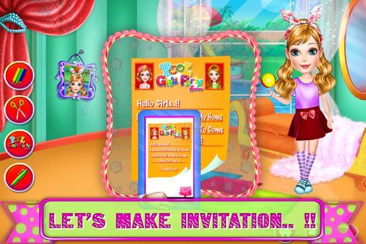 Pool Girls Party Salon screenshot 2