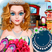Princess Wedding Bridal Shop icon