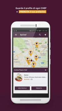 ByChef - Uno Chef a casa tua! screenshot 1