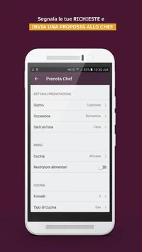 ByChef - Uno Chef a casa tua! screenshot 2