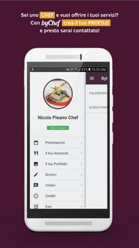 ByChef - Uno Chef a casa tua! screenshot 4